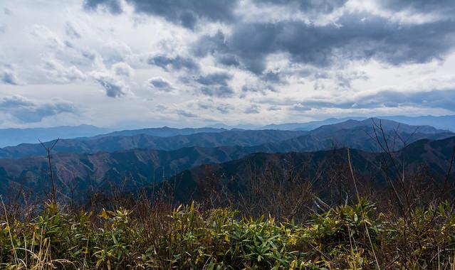 #101 View from Odake san