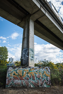 Beneath the Tracks in #Vancouver - Day 120/365 | by MikeBrowne