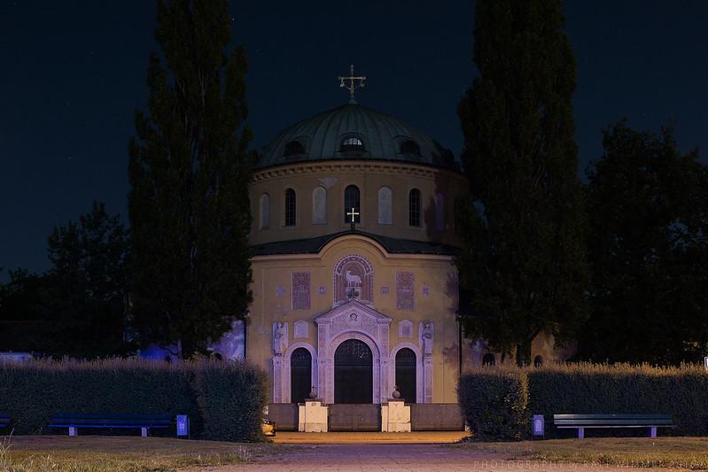 Aussegnungshalle Westfriedhof München
