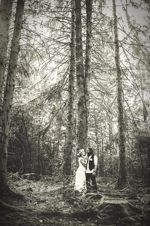 Wedding forest | by yume1310