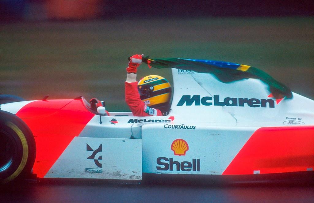 1993 European Grand Prix.Donington Park, England.9-11 Apri… | Flickr