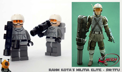 Rahm Kota's Militia Elite (TFU II) | by HJR-Holland