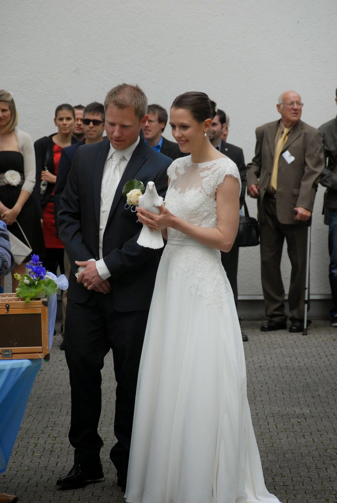 Hochzeit Barbara und Beat Fleischlin