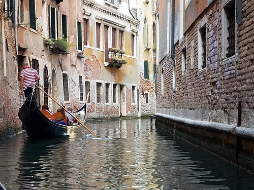 Venice: Gondola Ride (canals) | by BarryLincoln