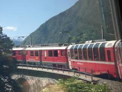 Bernina Express - Brusio Viaduct