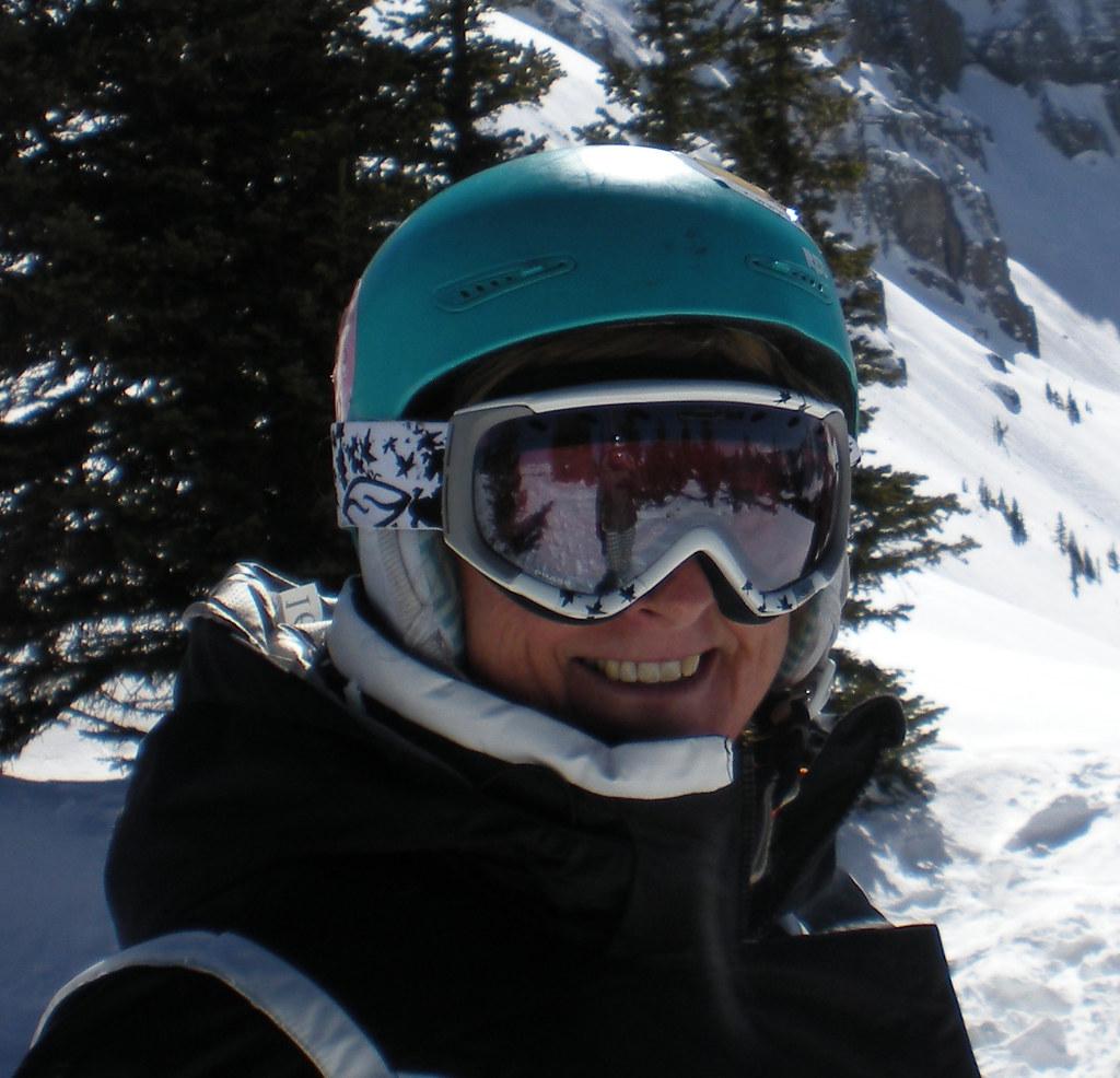 Helen Hayes - Ski Travel Journalist