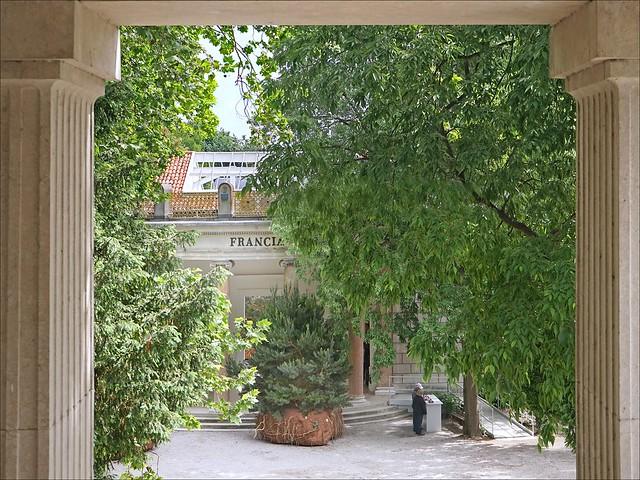 Le pavillon de la France (Biennale 2015, Venise)