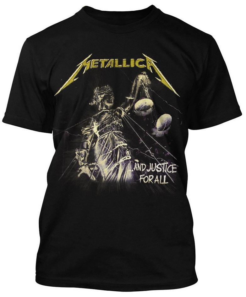 ca9e39097545 ... Pánske tričko Metallica - And Justice