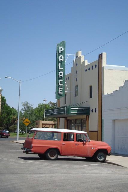 Downtown Marfa, TX
