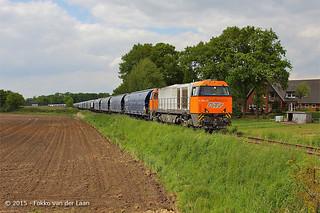Berge (D), 21-05-2015, BE D26   by Fokko van der Laan