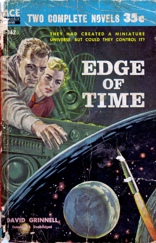 Amazing Vintage Sci-Fi Magazine and Book Cover Art   Flickr