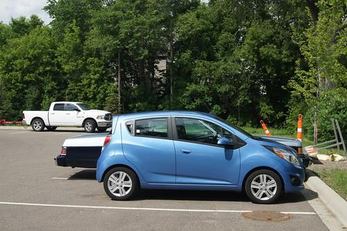 2015 Chevrolet Spark Photo