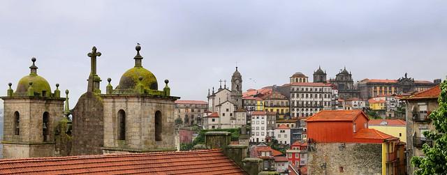 The rustic charm of Porto