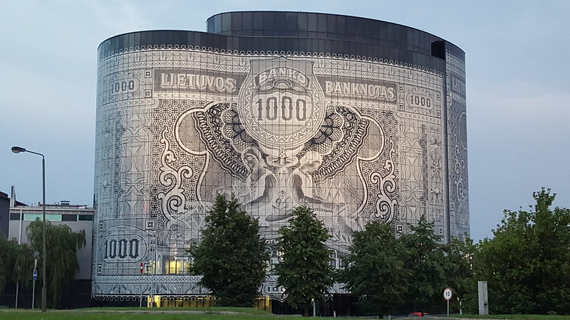 Office Center 1000 in Kaunas, Lithuania