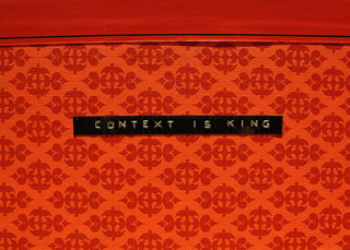 Context is King | by _rebeccajackson
