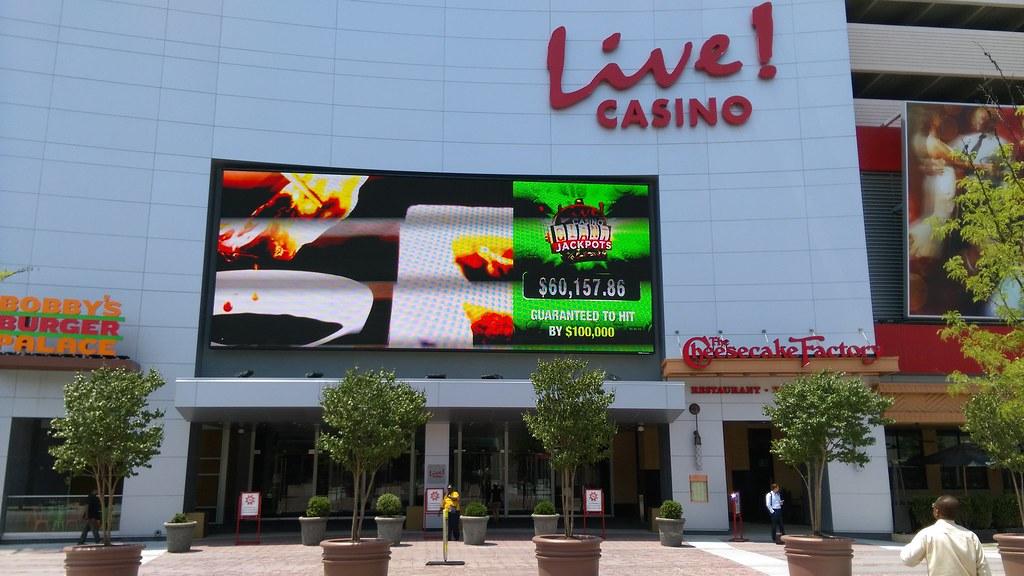 Maryland Live Casino At Arundel Mills Via Arundel Mills C Flickr