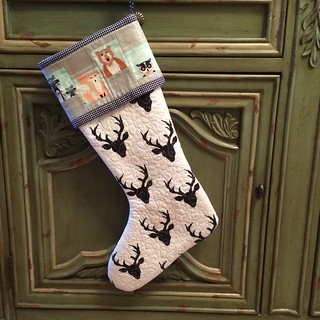 Luke's Christmas Stocking - Side 2