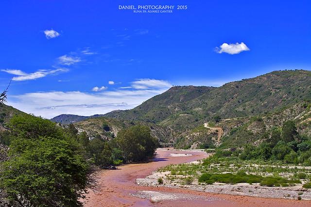 Valle del rio Cachimayo, Oropeza Chuquisaca