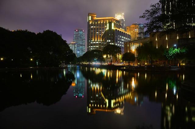 Shanghai - Reflections