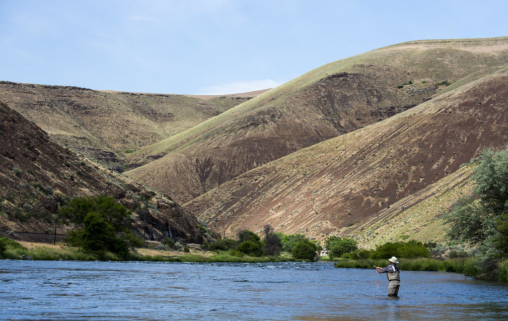 Deschutes Wild and Scenic River | Do you enjoy rafting trips… | Flickr