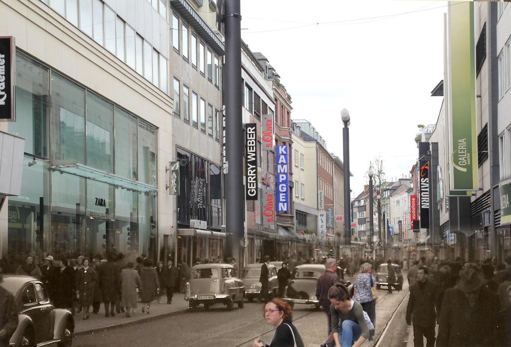 uk billig verkaufen Straßenpreis neueste trends Then and Now - Adalbertstrasse Aachen   Bayu Hartanto   Flickr