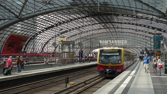 Berlin Hauptbahnhof 2016