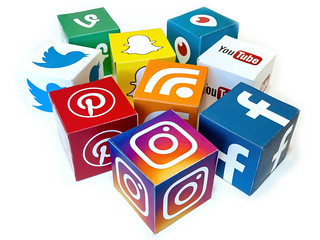 Social Media Mix 3D Icons - Mix #2 | by Visual Content