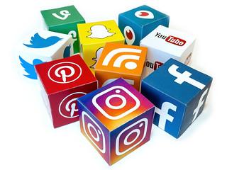 Social Media Mix 3D Icons - Mix #2