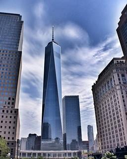 Freedom  #Newyork #nyc #newyorkcity #manhattan #Photo #Photography #Travel #travelgram #trip #iloveny #ilovenyc #newyorkphoto #instacool #instanewyork #mynyc #bigapple #oneworldtradecenter #Architecture #archilovers #thebigapple #building #colorful #igers | by Mario De Carli