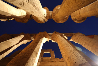 Views of the Karnak Temple   by World Bank Photo Collection