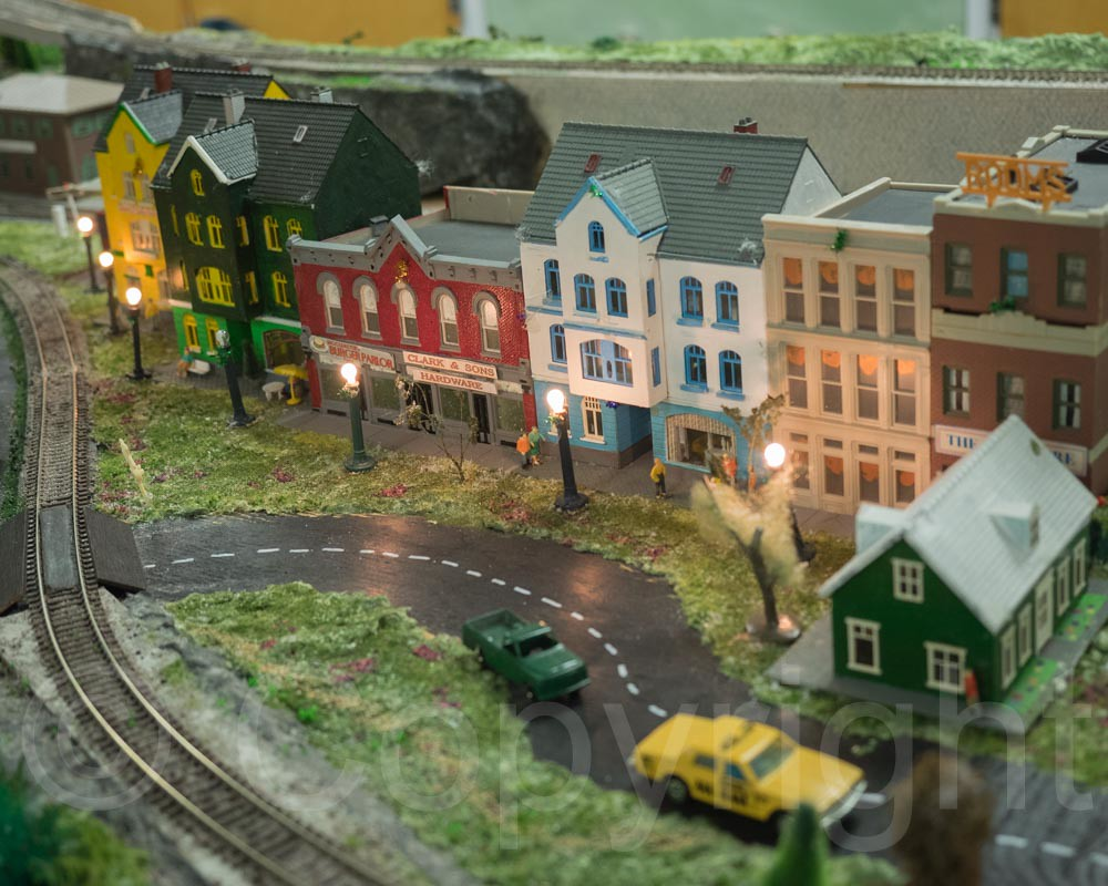 Model Train Collection, The Mahwah Museum, New Jersey | Flickr