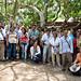 Fieldtrip of Natagaima's CSV committee to Alvarado, Tolima