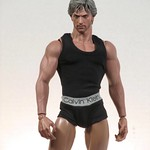 Aaron Taylor Johnson Action Figure