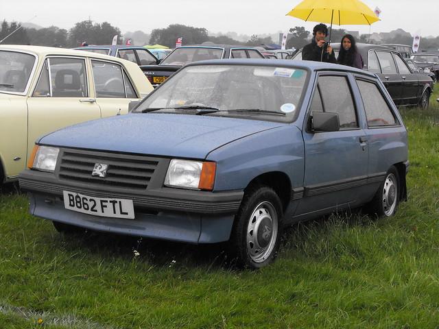 Vauxhall Nova 1.2L - B862 FTL