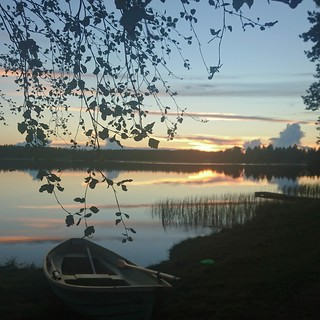 Lakeside perfection in Finland   by anywhereism