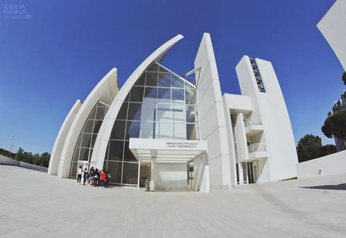 Chiesa di Dio Padre Misericordioso | by pucciarellic