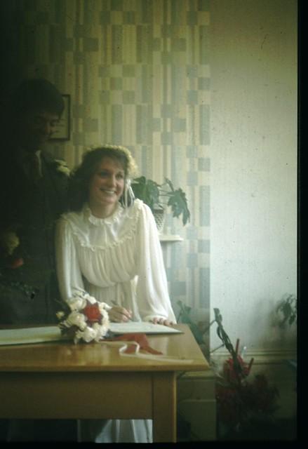 1980 - 02 - Joy in registry office
