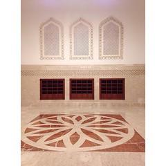 Interior of masjid 🙏😊    #Doha #Qatar @qatarism #seemyculture #life #architecture #art #arch #explore #masjid #shrine #bestofvsco #instadaily #ig_captures #instatravel #icapturedaily #symmetry #seemydoha2015