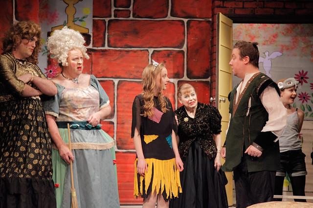 Act I | Cinderella: The Untold Story