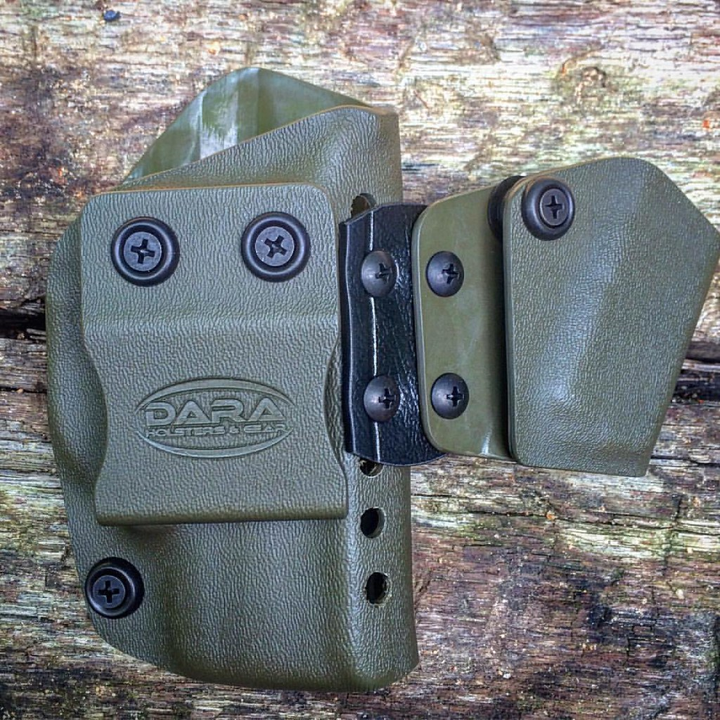 DARA HOLSTERS - FNX 45 Tactical with Trijicon RMR in a DARA