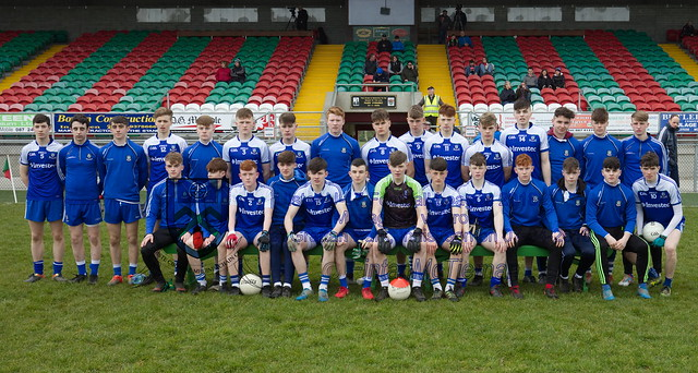 Ulster Under 17 League S/Final 2018 - Monaghan v Tyrone