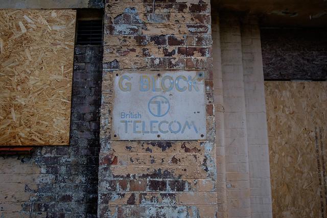 Bletchley G Block