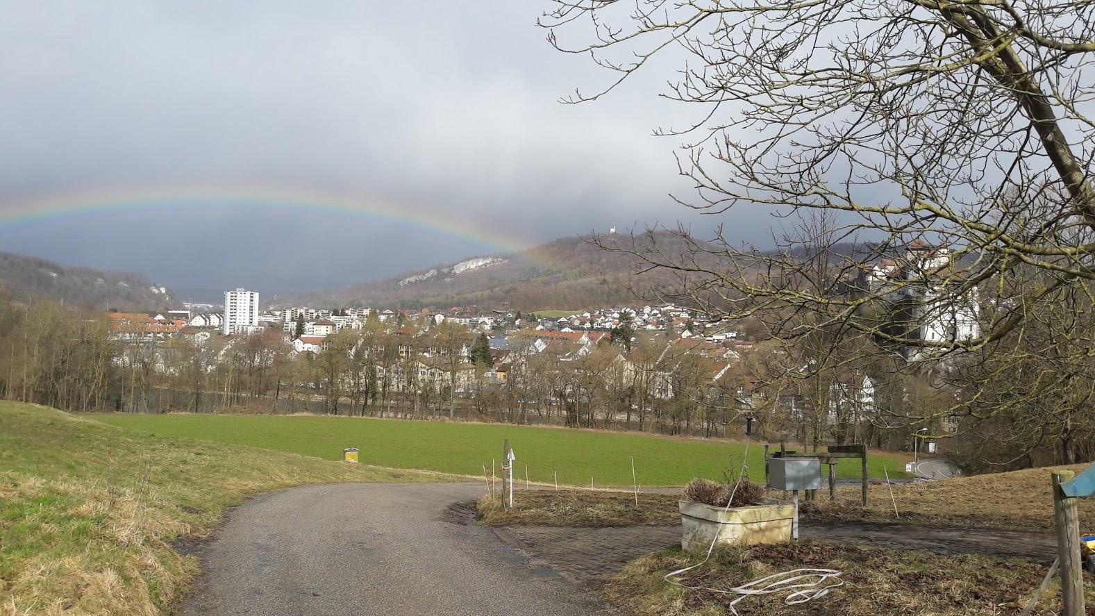 Sektion Wandern - Aarburg / Olten - 07.03.2018