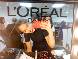 loreal swatch party (47 of 109) | by pichijelly