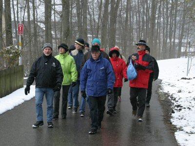 2005-03 Winterwanderung