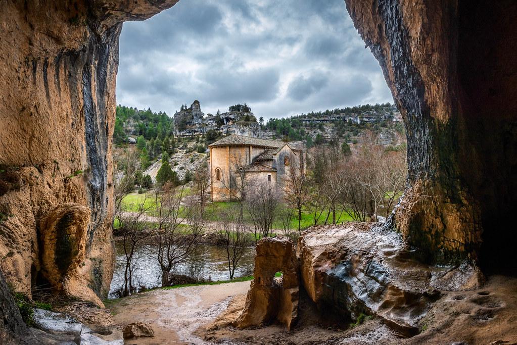 Resultado de imagen de ermita san bartolome cañon del rio lobos
