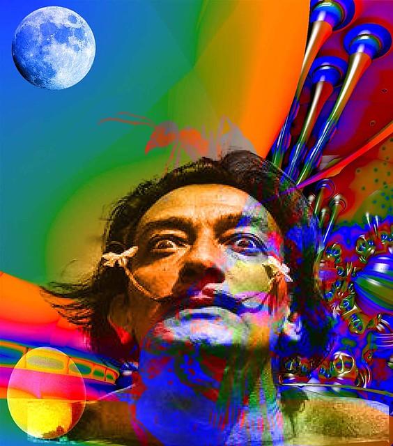 Dream of Salvador Dalí