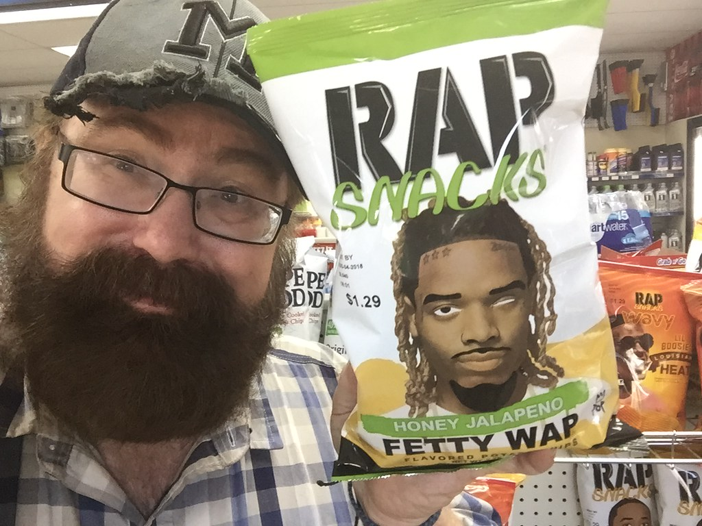 Rap Snacks Chips
