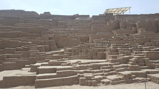 Lima - Huaca Pucllana