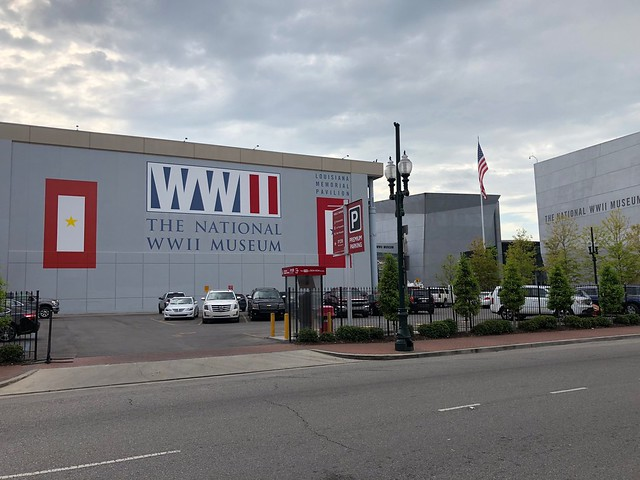 National WWII Museum in New Orleans